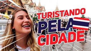 Chegamos na Tailândia!  - Vlog Bangkok
