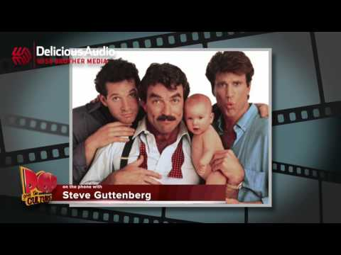 Pop Goes The Culture: Steve Guttenberg interview