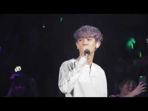 170805 SMTOWN IN HONG KONG - Stay With Me (CHANYEOL 찬열 @ EXO FOCUS)