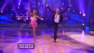 DWTS Top 10 Jive part 1