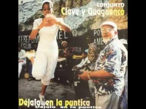 Conjunto Clave y Guaguancó - La Voz Del Congo