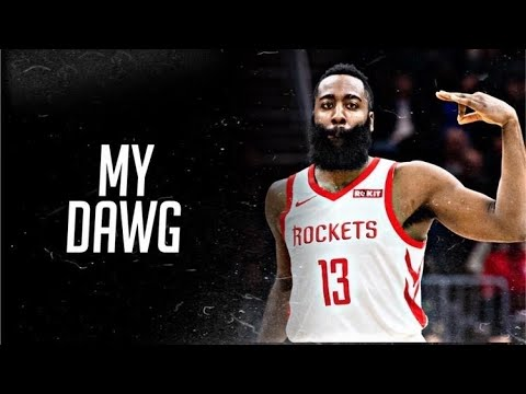 James Harden Mix My Dawg Lil Baby 2017-2018 Highlights