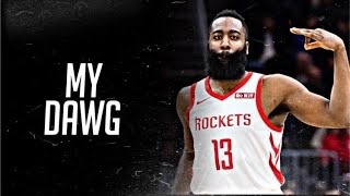 James Harden Mix My Dawg (MVP HYPE) 2019 HD