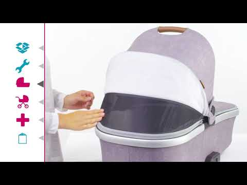 Nacelle Oria De Bébé Confort Maxi-Cosi - Instructions