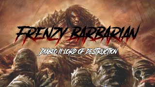 Frenzy Barbarian - Lower Kurast Runs (Again!) • Diablo 2: Lord of Destruction (ver. 1.14d)