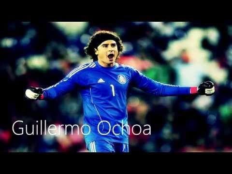 Guillermo Ochoa - Amazing - Road To Brazil 2014