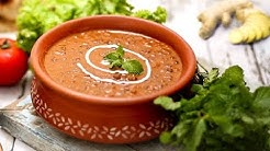 Dhaba style dal makhani in slow cooker