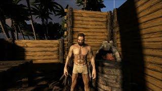 ARK: Survival Evolved - Уроки выживания. Урок 1. Начало выживания.