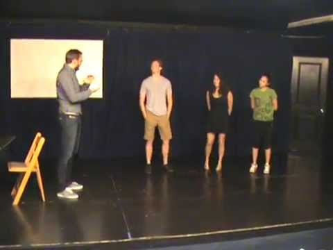 Improvisation. Acting Classes in Los Angeles