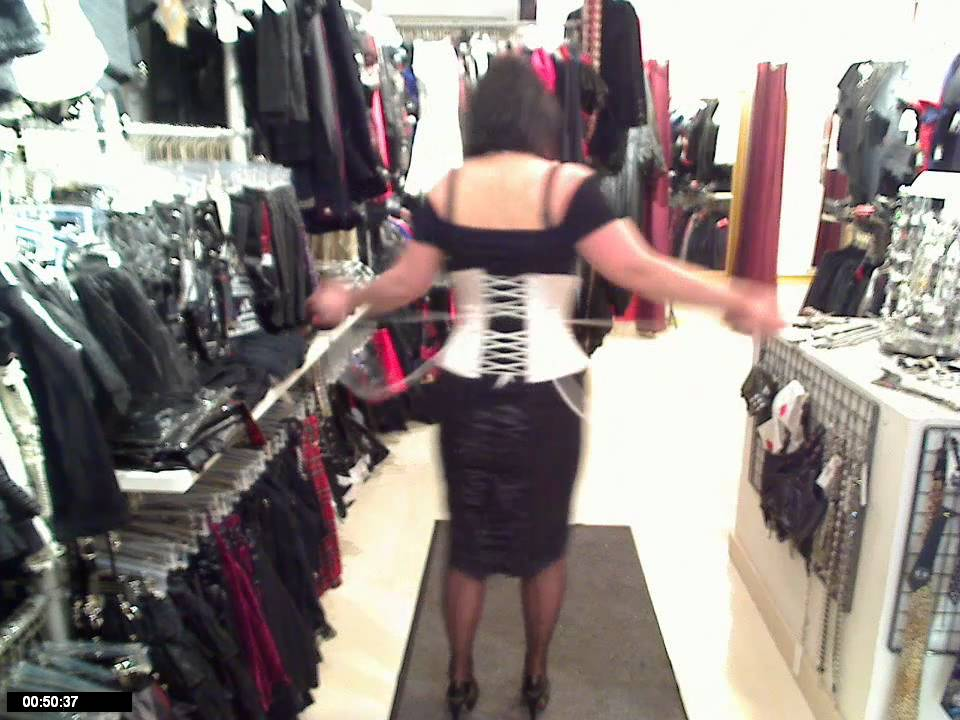 22ba6032aec Lacing gina waist corset - YouTube