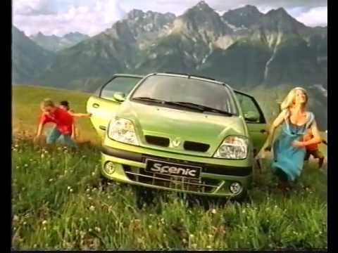 renault scenic ad 1999 youtube. Black Bedroom Furniture Sets. Home Design Ideas