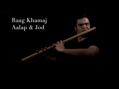 Adhyaaya 2 - Raag Khamaj - Aalap & Jod - Jay Thakkar - Venu (Bansuri / Bamboo Flute)