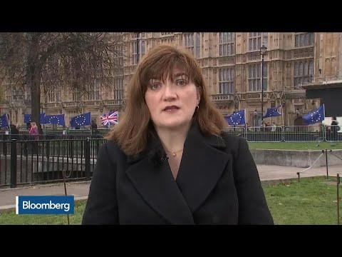 Theresa May Can Assemble a Majority, Says U.K. Lawmaker Nicky Morgan