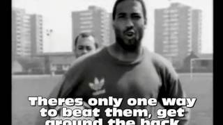 John Barnes Rap Lyrics