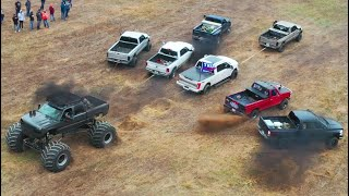 7 TRUCKS vs Monstermax