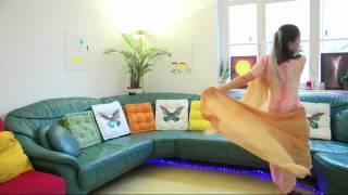 G Sabine Liuzzi tanzt für uns  Die Farben der Liebe