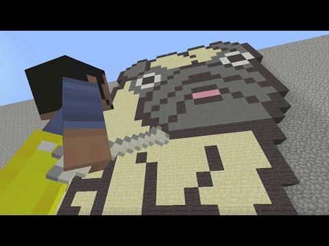 Minecraft Xbox - Dog Park - Hunger Games