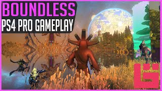Boundless | GAMEPLAY! Starting Out In The Full Release Of Boundless On PS4 Pro! First Impressions!?