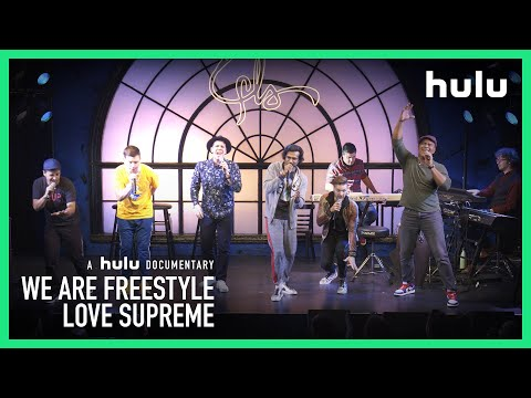 We Are Freestyle Love Supreme - Trailer (Official) • A Hulu Documentary