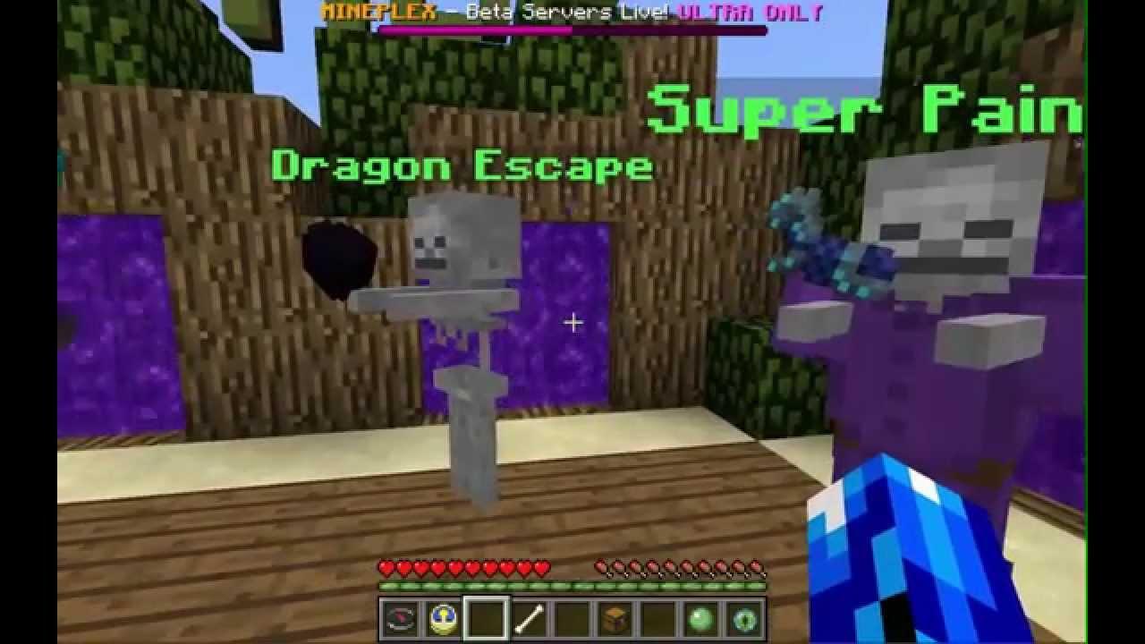Minecraftmini games #1 Turfwars