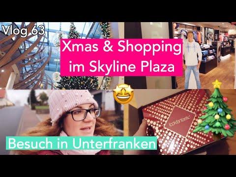 vlog-63-|-weihnachten-im-skyline-plaza-|-zu-besuch-in-unterfranken-&-ein-paar-eindrücke