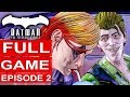 BATMAN Telltale SEASON 2 EPISODE 2 Gameplay Walkthrough Part 1 FULL GAME 1080p HD No Commentary