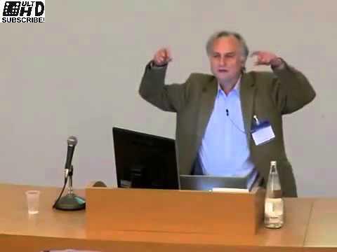 "Richard Dawkins Lecture ""Is Evolution Predictable?"""