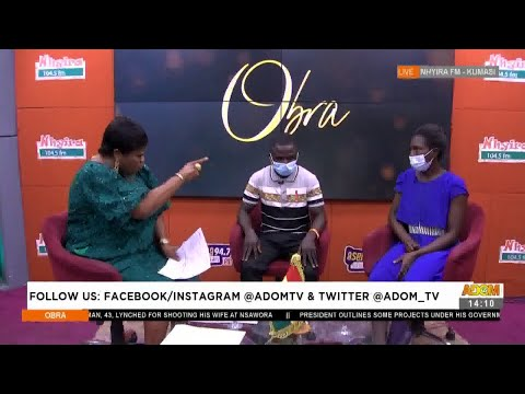 My husband dumped me with four children for new woman - Woman says - Obra on Adom TV (9-7-21)