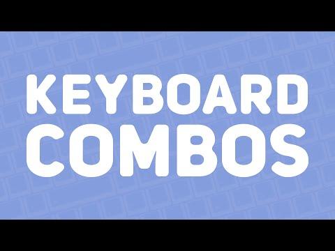 Keyboard Combos