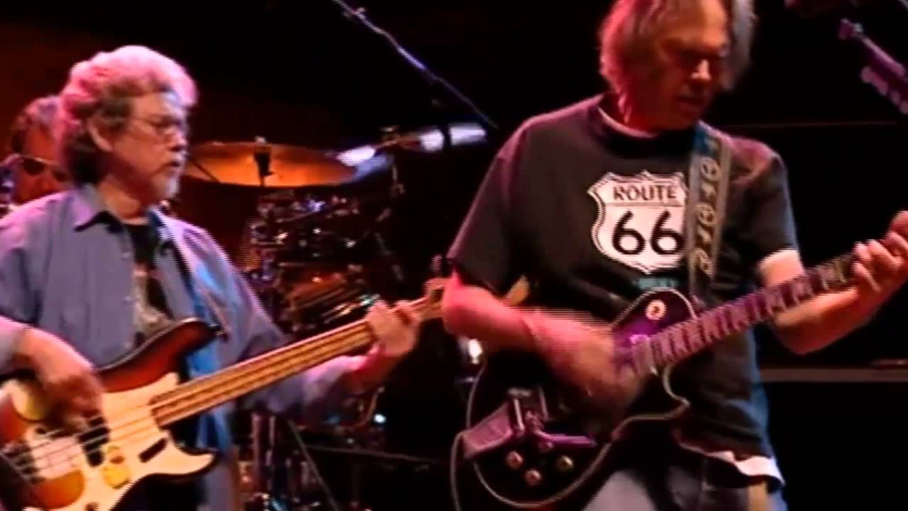 NEIL YOUNG - Powderfinger - YouTube