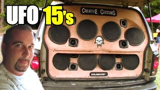 MMATS Audio Install & BASS DEMO w/ 24 10