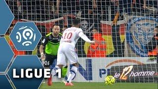 Montpellier Hérault SC - Olympique Lyonnais (1-5)  - Résumé - (MHSC - OL) / 2014-15