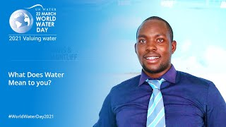 What Does Water Mean to Me - Isaack Adinda? EP5