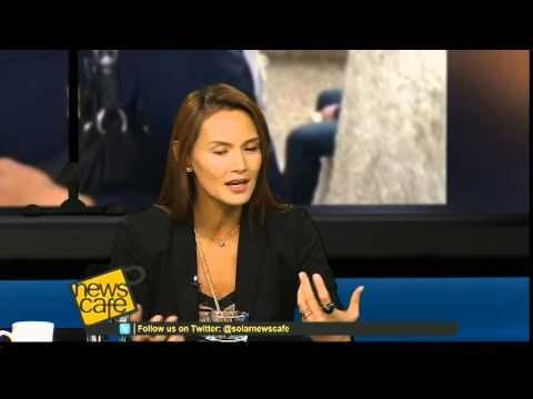 News Cafe Episode 86: Model Beauties