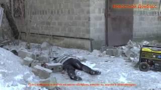 Обстрел больницы №5 г. Макеевки. 30.01.2017. Погиб 1 человек.