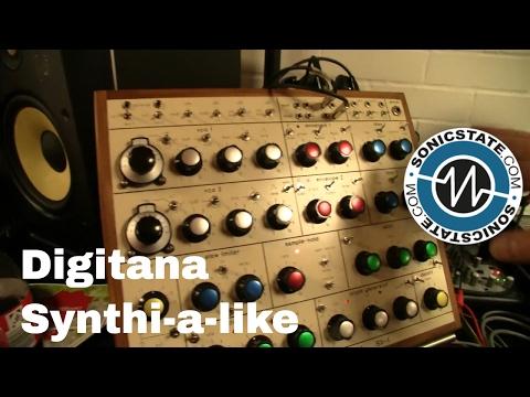 Superbooth 2017: Digitana EMS Inspired Synths