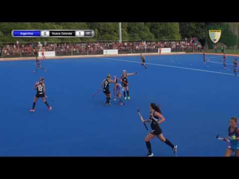 17/02/2017 - Leonas VS Nueva Zelanda - Copa secretaría de deportes de la Nación