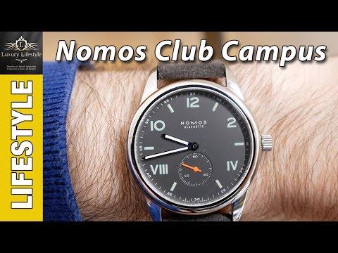 Nomos Club 38 Campus Nacht Review