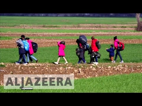 The refugee crisis and the Greeks: One year on - Talk to Al Jazeera In the Field