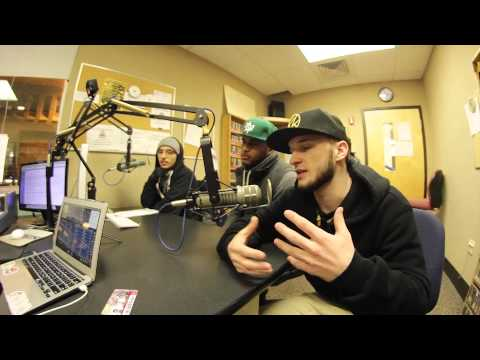 The Daily Note Radio Interview With Tjay & Djay (Thr3e Live