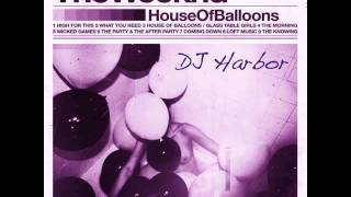 The Weekend - Wicked Games (chopped & screwed by DJ Harbor)