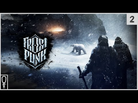 THE LOST EXPEDITION - Part 2 - Let's Play FrostPunk Pre-Release Gameplay