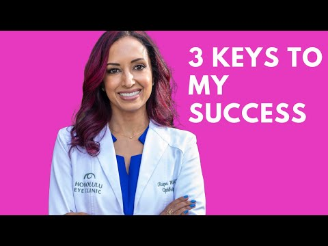 3 Keys to My Success as a Private Practice Physician