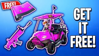"""How To Get This """"CUDDLE HEARTS WRAP"""" Free In Fortnite! EASY!"""