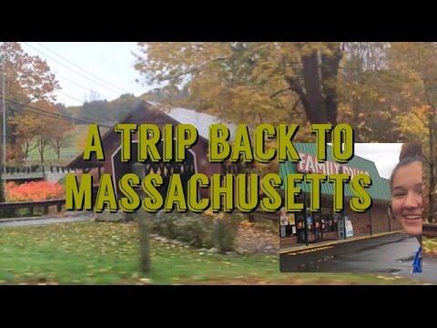 A Trip back to Massachusetts Weekend Vlog part 2