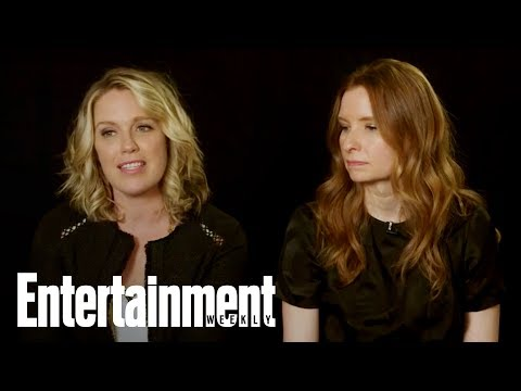 Playing House's Jessica St. Clair & Lennon Parham On Tackling The Big C  Entertainment Weekly