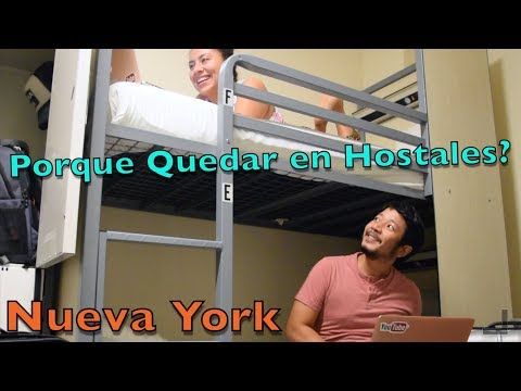 Porque Quedar En HOSTALES En NUEVA YORK?