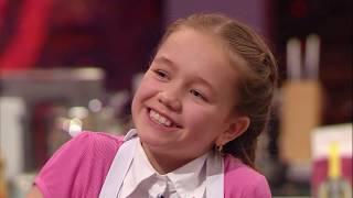 Kasia dała się poznać w programie jako bardzo zdolna kucharka :) [MasterChef Junior]