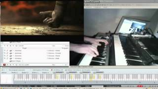 VANGELIS 12 O CLOCK cover by CRABTAMBOUR (Cantabile Performer  & free VSTi )