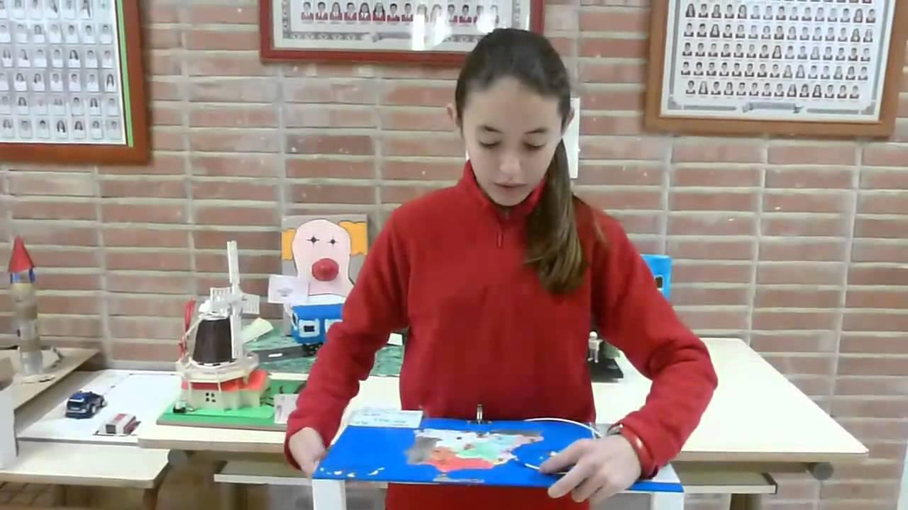 Proyecto de circuitos el ctricos colegio fontes for Decoracion casa con ninos